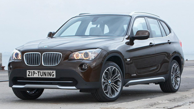 Chip Tuning BMW X1 xDrive28i