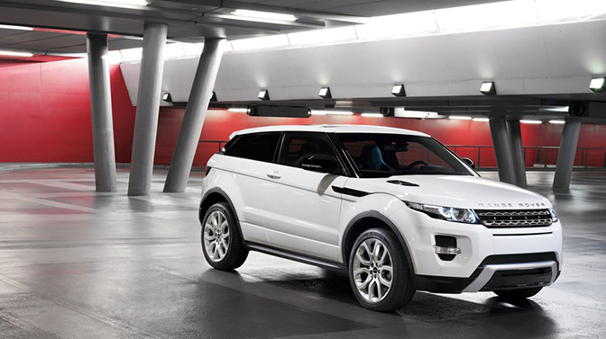 Land Rover Range Rover Evoque 2.2 SD4 190 pk chiptuning