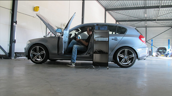 Chip Tuning BMW 118d