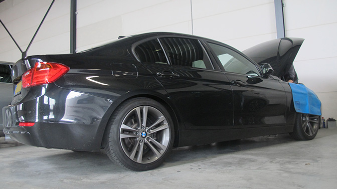 Chip Tuning BMW 328i