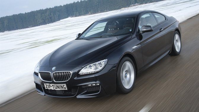 Chiptuning BMW 640d