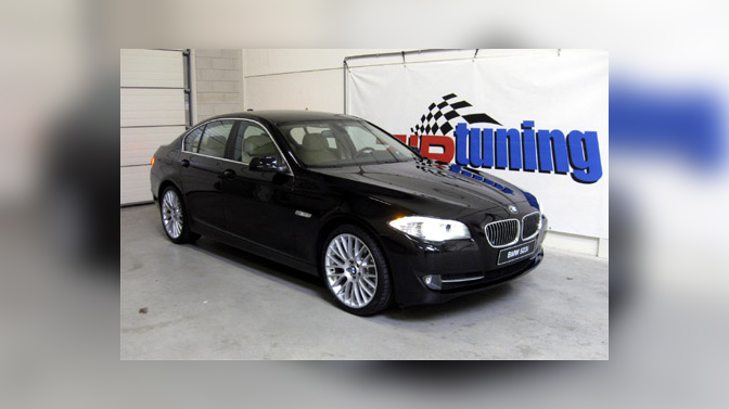 Chiptuning BMW 730d