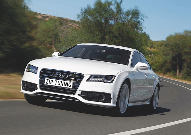 Audi A7 Chiptuning