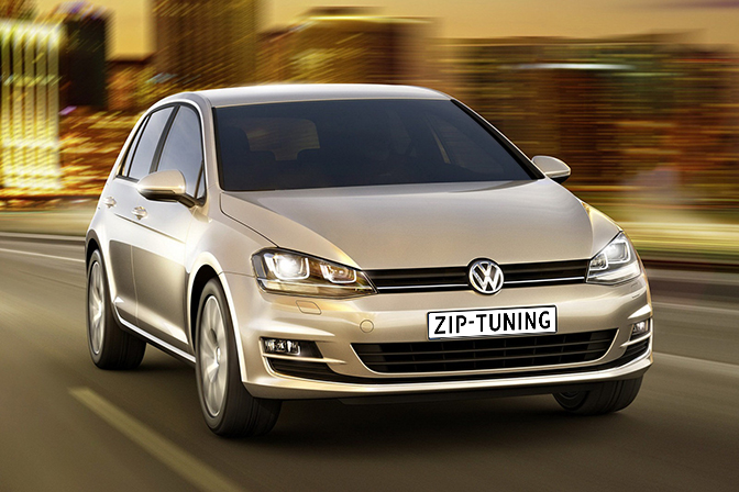 Volkswagen Golf TDI Chiptuning