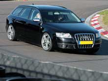 Chiptuning Audi A6