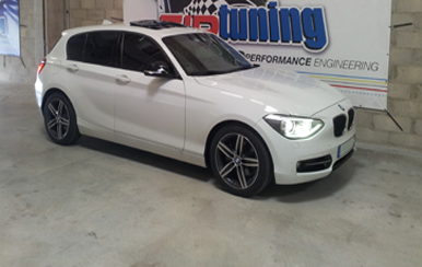 Chip Tuning BMW 120d