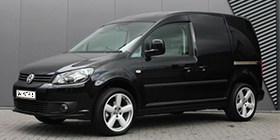 Chiptuning Volkswagen Caddy 1.6 TDI 75 pk