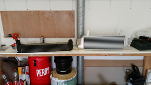 Forge Intercooler Renault Megane RS