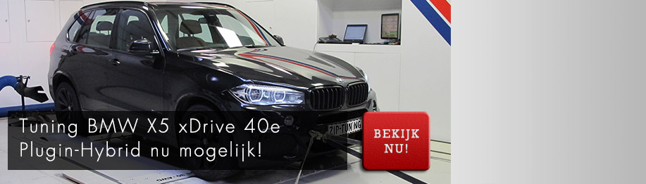 BMW X5 F15 40e Chiptuning