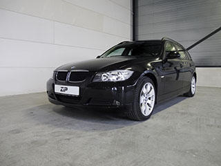 Bmw 316d chiptuning