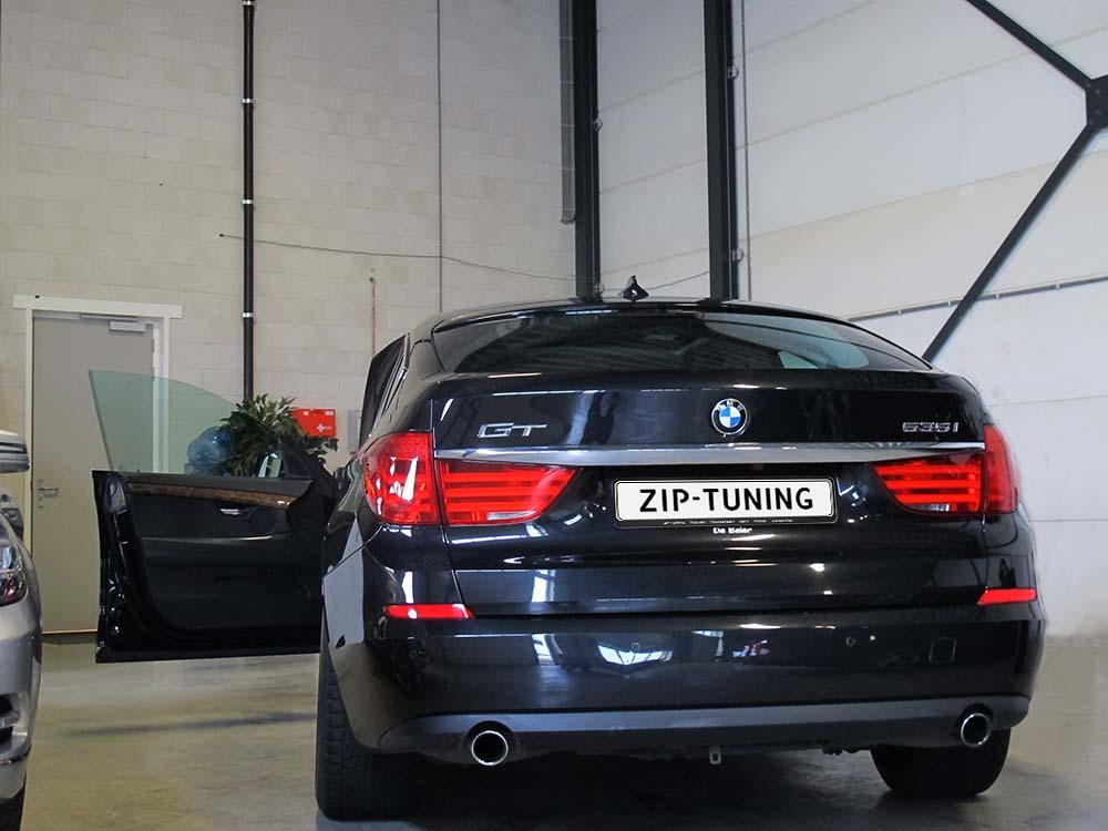 Chiptuning Bmw 5 Gt 530d 258 Km F07 2009