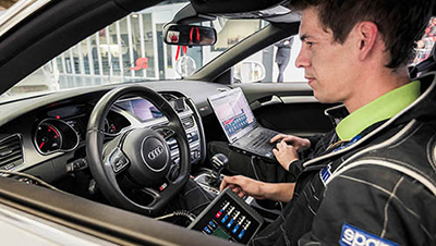 Chiptuning Audi