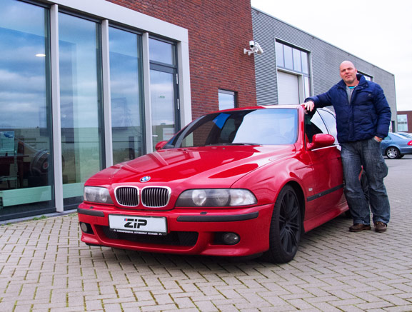 My ZIP Ride: BMW E39 M5