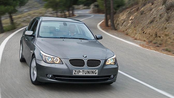 BMW 520i ziptuning chiptuning