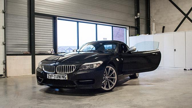 BMW Z4 ziptuning chiptuning