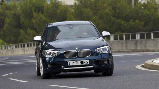 BMW 116d ziptuning chiptuning
