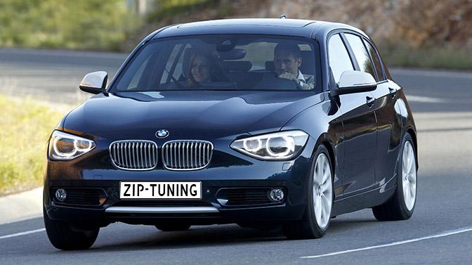 BMW 116i ziptuning chiptuning