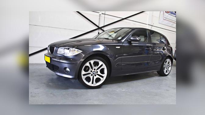 BMW 118d E87 ziptuning chiptuning
