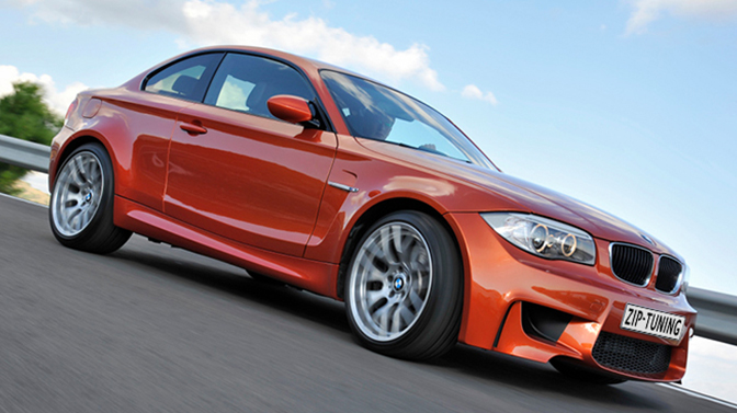 BMW 1m 340 pk chiptuning