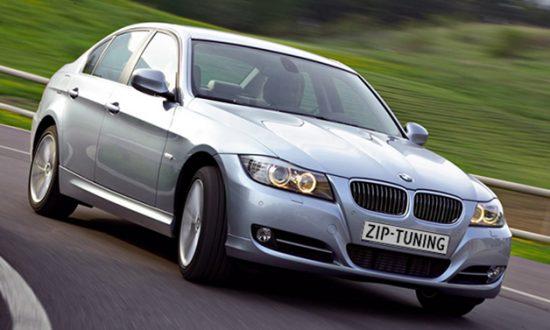 BMW 335i e90 306pk chiptuning