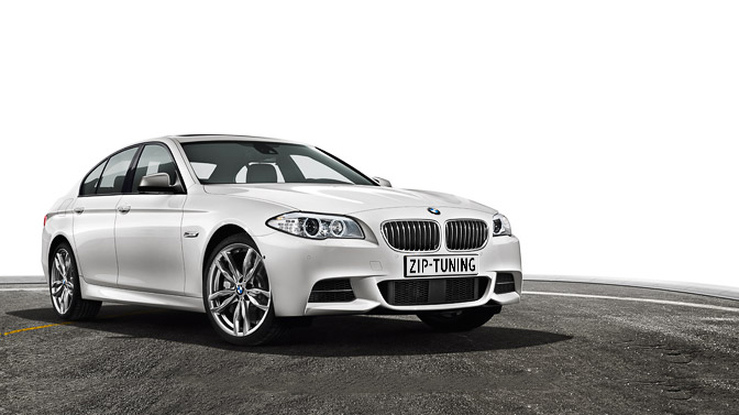 BMW 550i xdrive ziptuning chiptuning