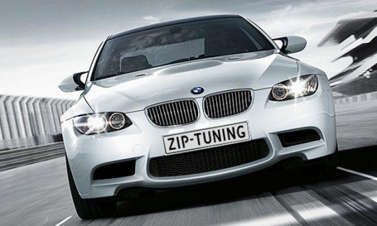BMW M3 420 pk chiptuning