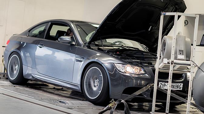 BMW te tunen ziptuning chiptuning