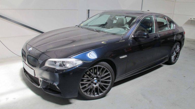 Chiptuning BMW 5 F11 2011