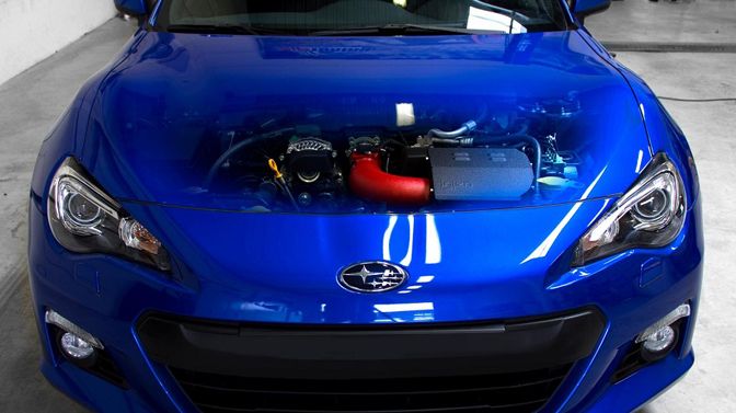 Toyota GT86 stage 2 tuning