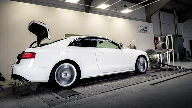 Audi S5 ziptuning chiptuning