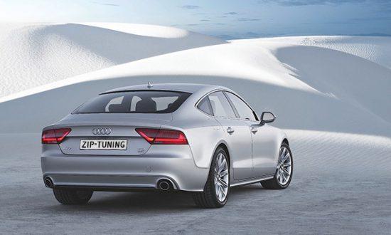 Audi A7 ziptuning chiptuning