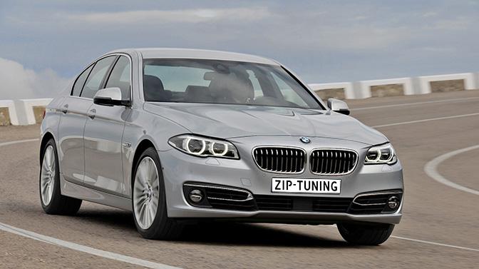 BMW 535d Ziptuning chiptuning