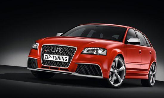 Audi RS3 Dynowar Ziptuning chiptuning