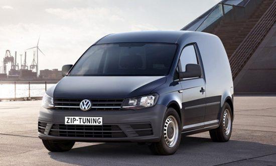 Volkswagen Caddy ziptuning chiptuning