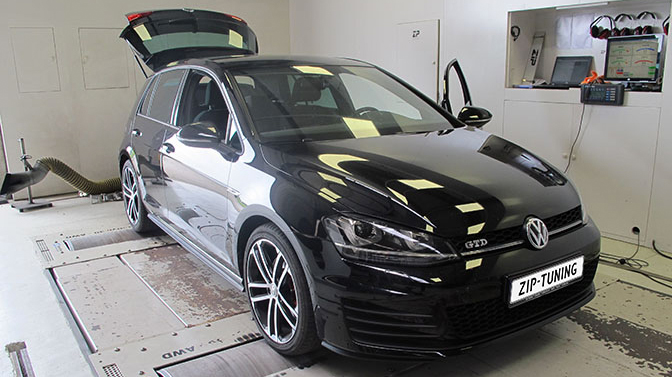 chiptuning volkswagen golf vii gtd ziptuning blog. Black Bedroom Furniture Sets. Home Design Ideas