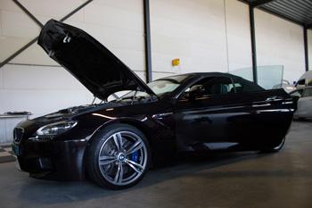 Chiptuning BMW M5 f12 560pk