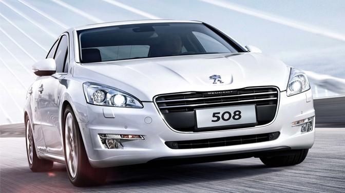 Tuning Peugeot 508 vergroot rijplezier immens