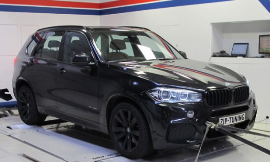 chiptuning bmw x5 40e
