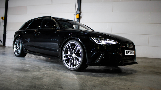 Audi RS6 ziptuning chiptuning