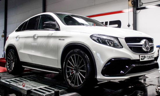 Mercedes Benz gle amg s chiptuning