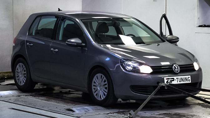 Volkswagen Golf vi 1.4 tsi chiptuning