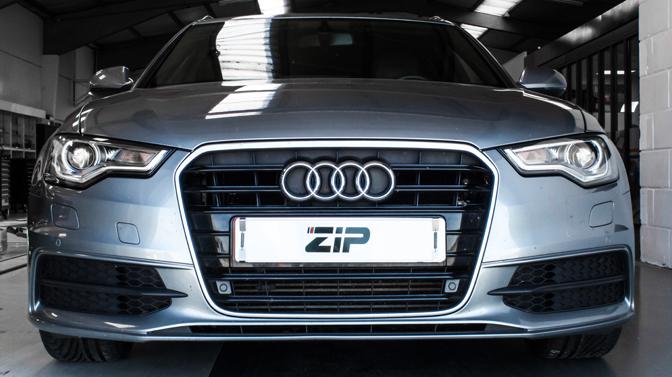 Audi A6 2.0 tdi_177 pk chiptuning