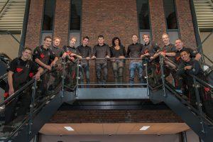 Team Autobedrijf Arjan van Houtum