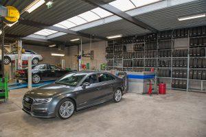 Werkplaats Autobedrijf van Houtum
