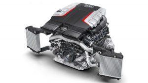 V8 biturbo diesel Audi SQ7