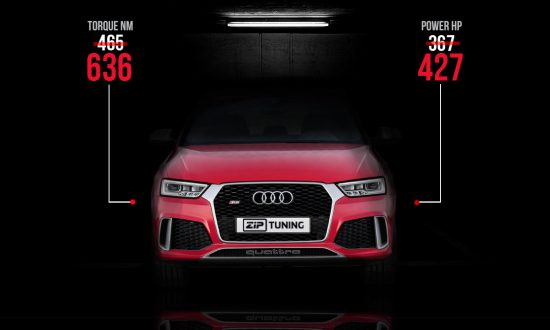 RS Q3 Tuning