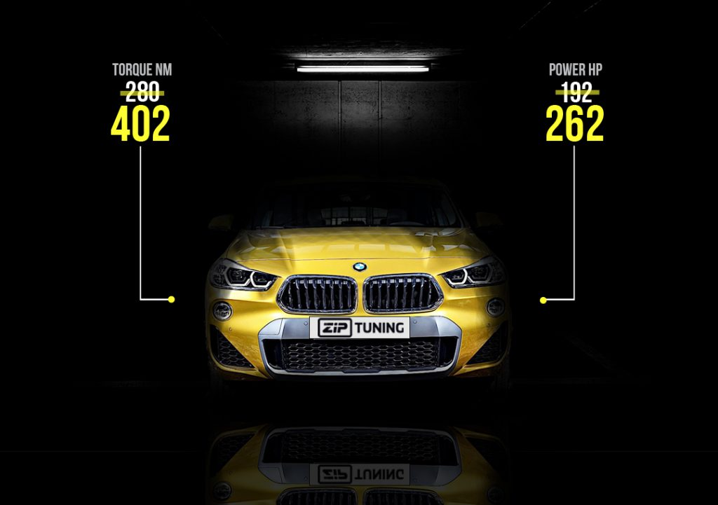 BMW X2 sDrive20i Tuning
